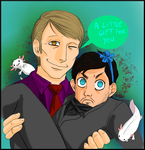 Hannibal - This is for you by FuriarossaAndMimma