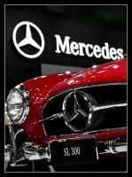 Mercedes SL 300 by Andso