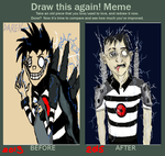 Daren Before and after by ShadowChaser12