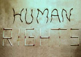 Human Rights....... by as3ad