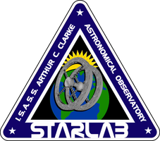 Alien Worlds Starlab Station Insignia by viperaviator