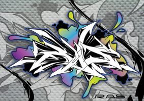 ras digital graff by RASRASTY