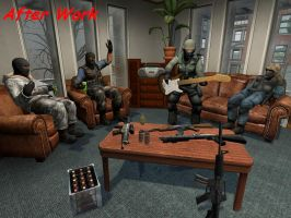 CounterstrikeSource After WorK by DeathBringer29