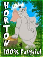 Faithful Horton by Artistic-Savant