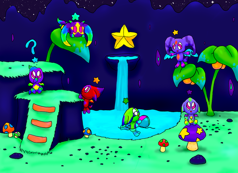 Star Chao Garden by Rika-of-Thunder