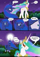 MLP: FIM Rising Darkness Page 8 by Bonaxor