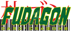 FUDAGON logo - initial design by RJGrid