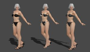 Christie Bikini by jim4444