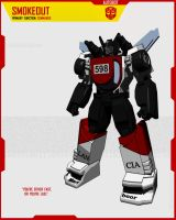 AUTOBOT SMOKEOUT by F-for-feasant-design