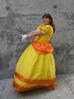 Fanime 2010 - Princess Daisy 2 by Cosphotos