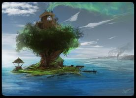TreeofLife by Puffisen