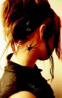 spider tattoo by AbelPortillo