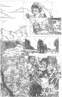 The Quest page 1 by RudyVasquez