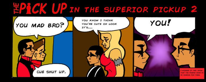 The Pick up in the superior pickup 2 page 25 by RWhitney75