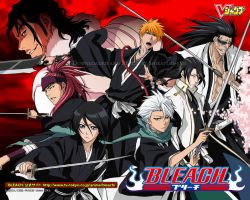 Bleach Wallpaper by ShiniKiwiGami94
