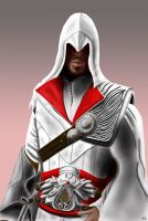 Ezio Auditore by REDTNT