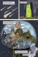 The Proving Ground page one by tomographiser