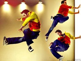 Robert Hoffman - Step up 2 by michelle1206