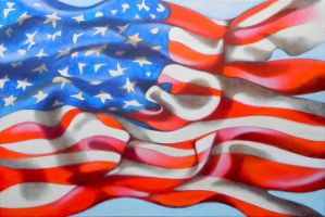 United States of America by federicocortese