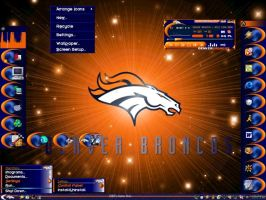 Denver Broncos 2000 by thebroncofan