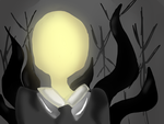 Slenderman by kawaiigirl300