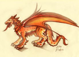 Dragon-FOA by Black--Sh33p