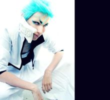 BLEACH: Grimmjow Jeagerjaques by Khokolotte