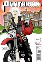 Inhuman Rampage cover 2010 by Gothicpug
