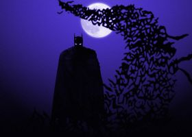 I Am the Night by PolishTank48