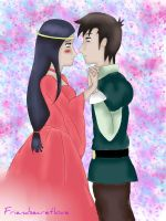 Love Story- Nejio and Hinaette by friendsecretlove