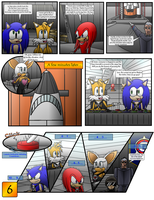 Sonic the Hedgehog Z #4 Pg. 6 September 2013 by CCI545