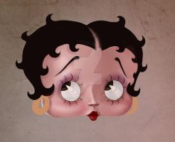 Betty Boop WIP by MarcoGuaglione
