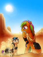 The Great Migration by Conicer