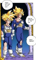 Emerge in the Hyperbolic Time Chamber by pinkycute03
