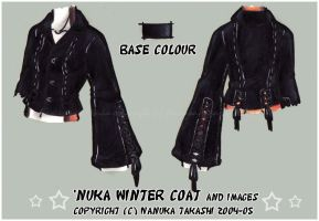 'Nuka - WinterCoat reference by Nanuka