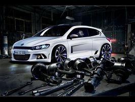 VW Scirocco by D-M-L