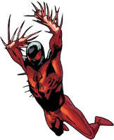 Scarlet Spider Atack (the other) Png by TheSuperiorXaviruiz