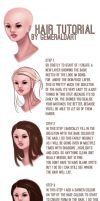 Hair Tutorial by GemeraldArt