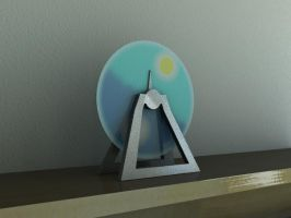 Speed Model - Clock by Neon2005