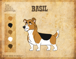 Up and Ahead: Basil by DetectiveRJ