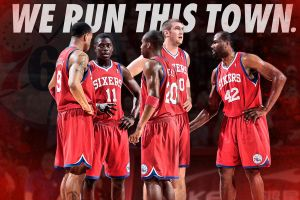 Sixers by RGray525