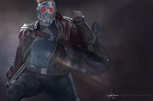 Starlord by charliefinn