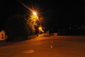 Street Lights. by FlashOfGrey