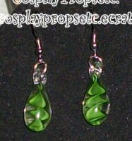 Farore's Wind inspired Earring by CosplayPropsEtc