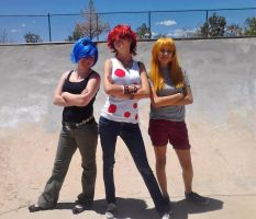 The Kanker Sister cosplay by shadowchecker
