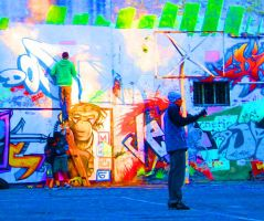 Argentine Taggers by Kimberly303