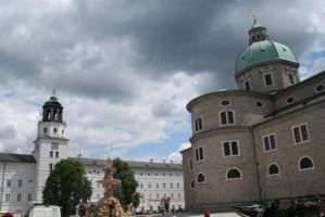 view in Salzburg 60 by ingeline-art