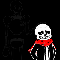 ask-sans : proud by pumkat
