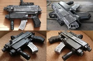 Mk91 PDW by NumptyMcPillock
