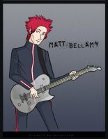 Red Hair Matty. by citizen17